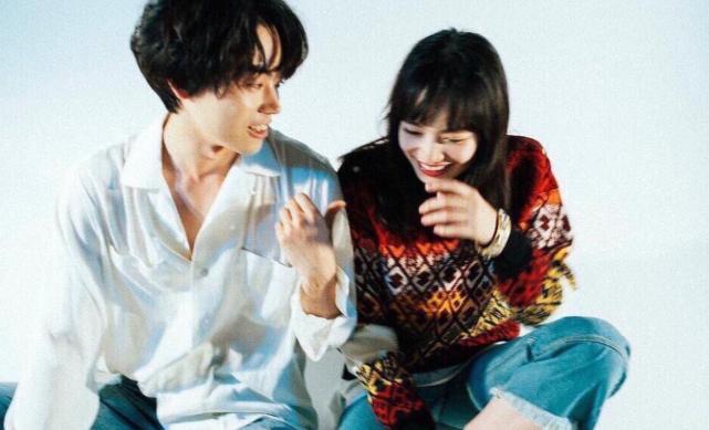 菅田将暉と小松菜奈「すだなな」画像